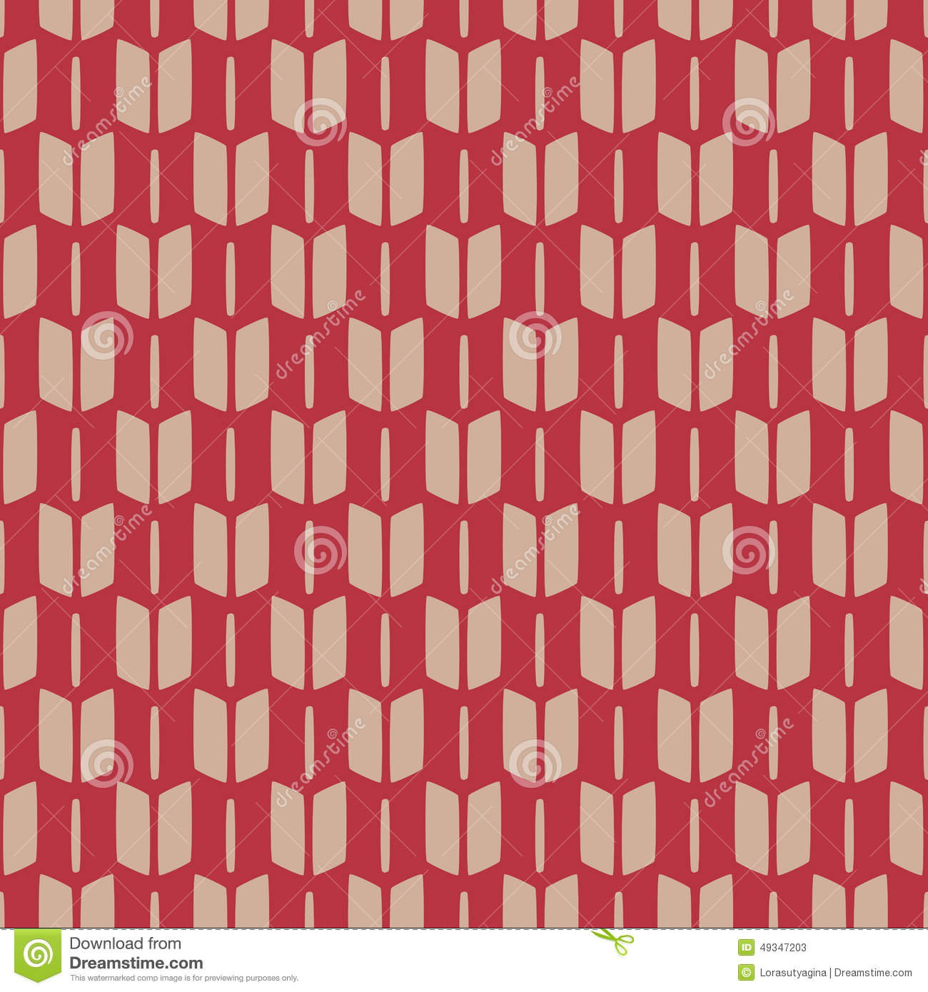 Pattern feathers Feathers seamless pattern in vector