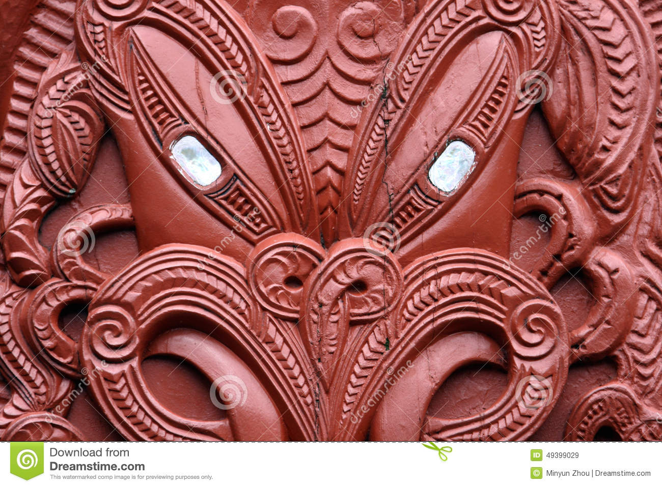 traditional maori carving new zealand