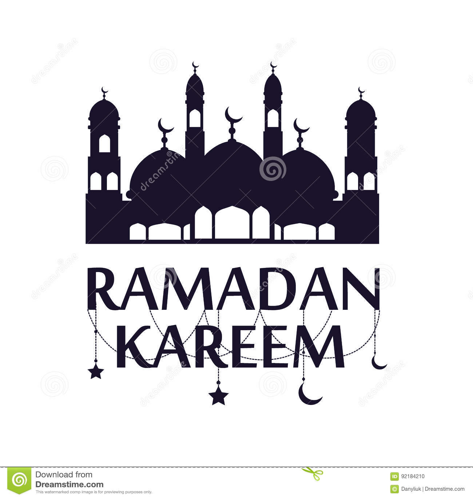 Traditional ramadan kareem art month celebration greeting card download traditional ramadan kareem art month celebration greeting card festival design vector stock vector illustration m4hsunfo
