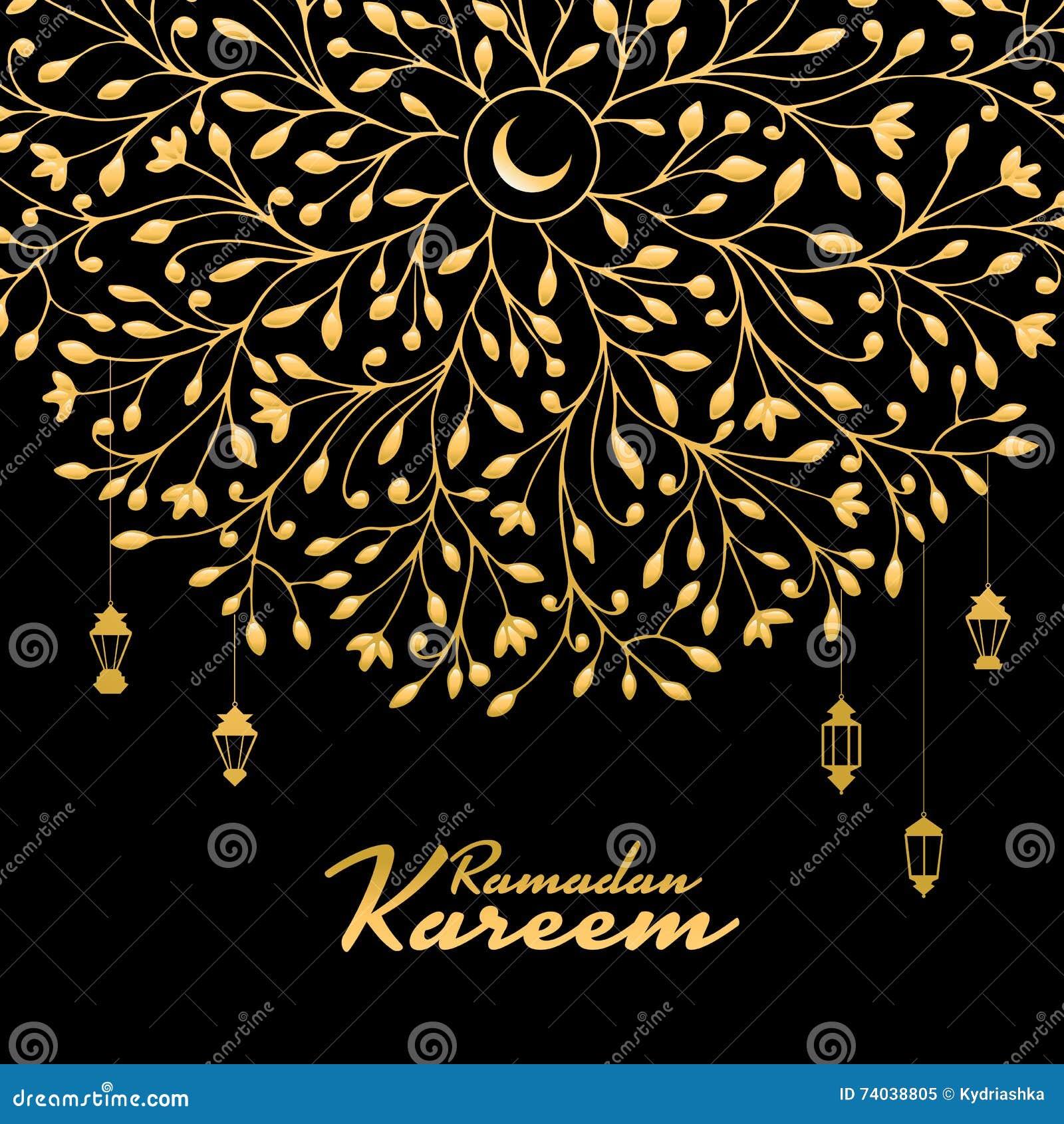 Traditional ramadan kareem month celebration greeting card design traditional ramadan kareem month celebration greeting card design m4hsunfo