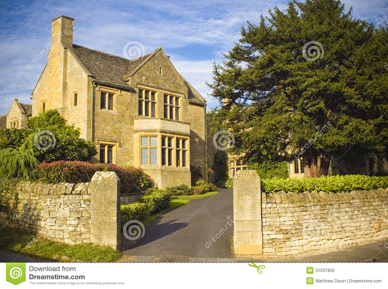 Traditional rural homes scene stock photo image 31037850 for Rural home builders