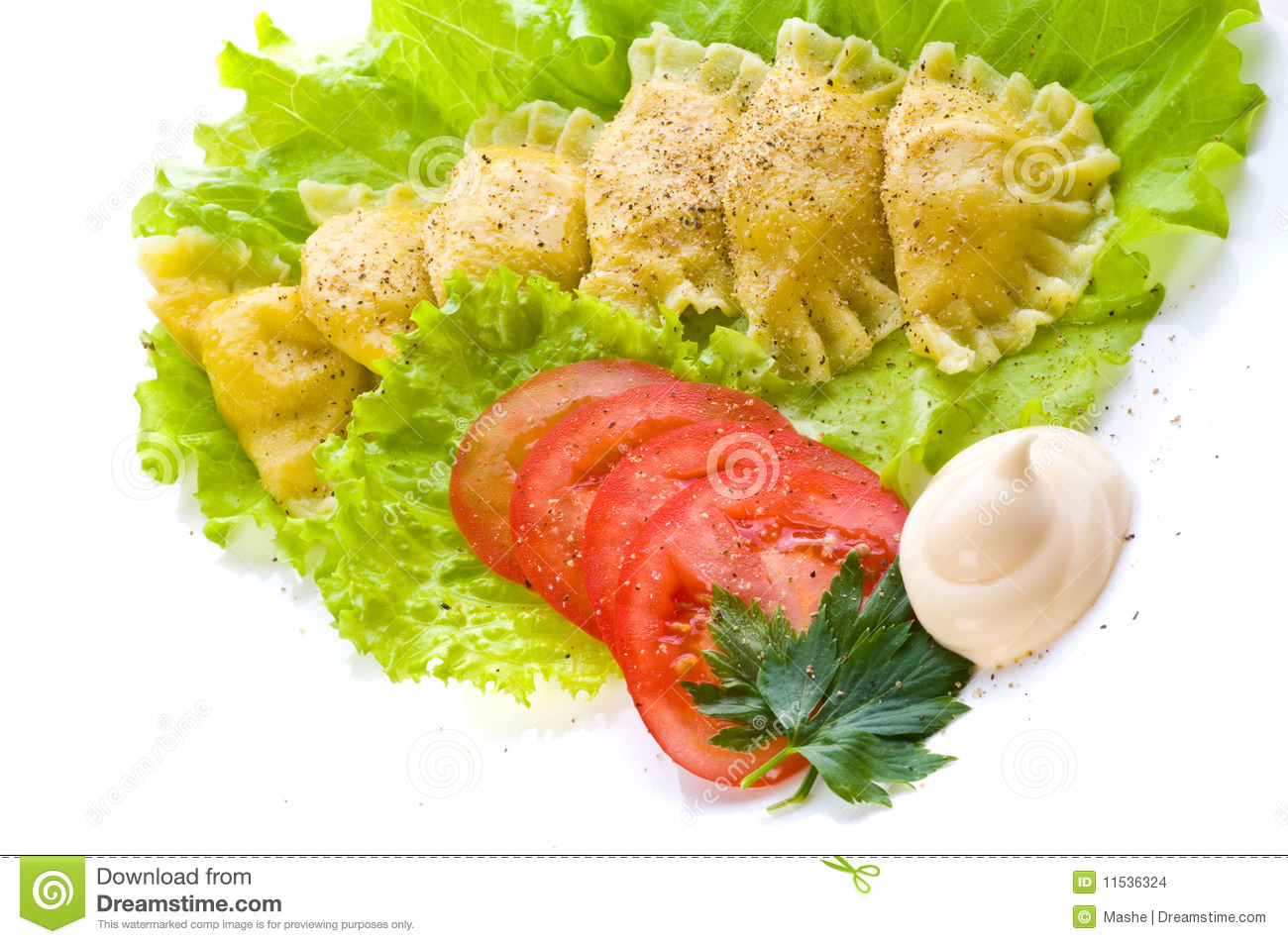 Traditional russian food stock images image 11536324 for Authentic russian cuisine
