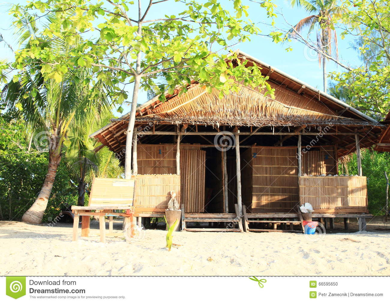 Traditional shack