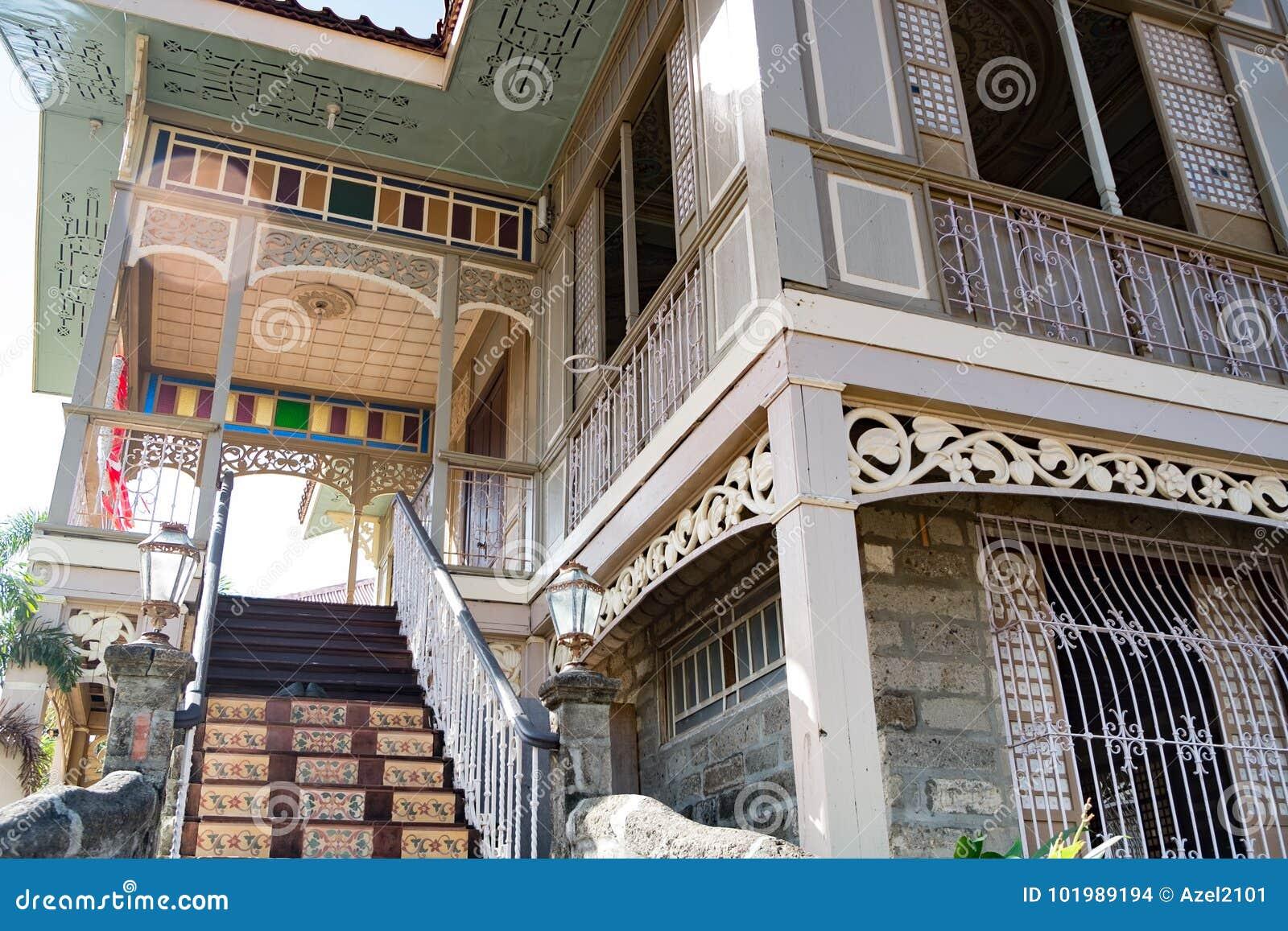 Traditional Spanish House Las Casas Filipinas De Acuzar