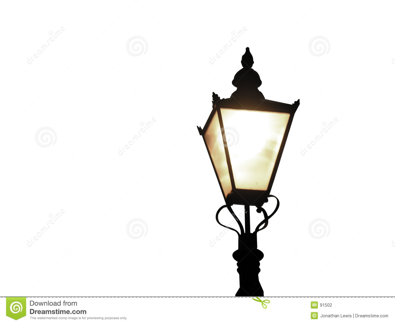 Traditional Street Lamp Stock Photo Image Of Traditional
