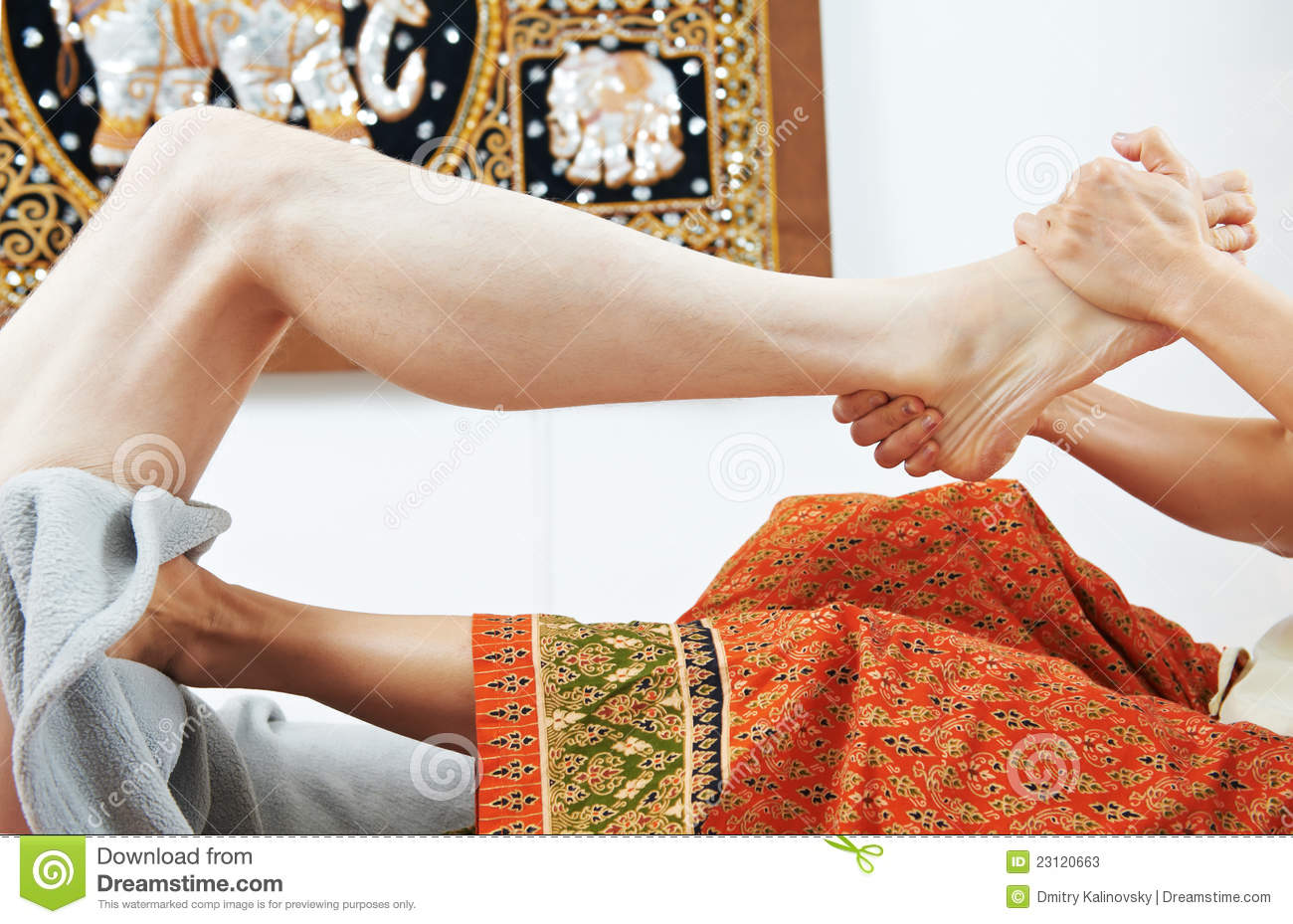 Thai traditional massage jap kasai 6