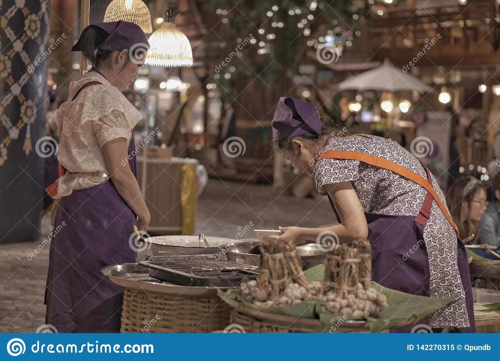 Traditional of Thailand