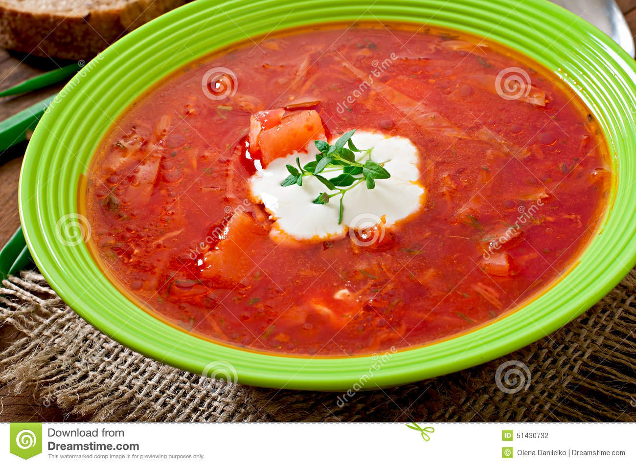 Russian Beef and Vegetable Soup