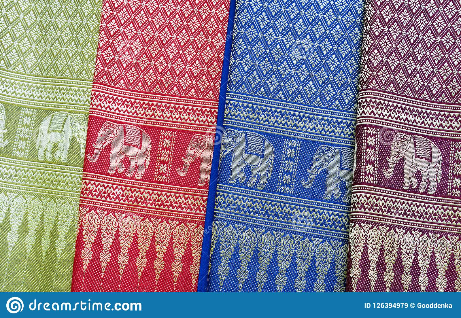 Traditional vietnamese textile