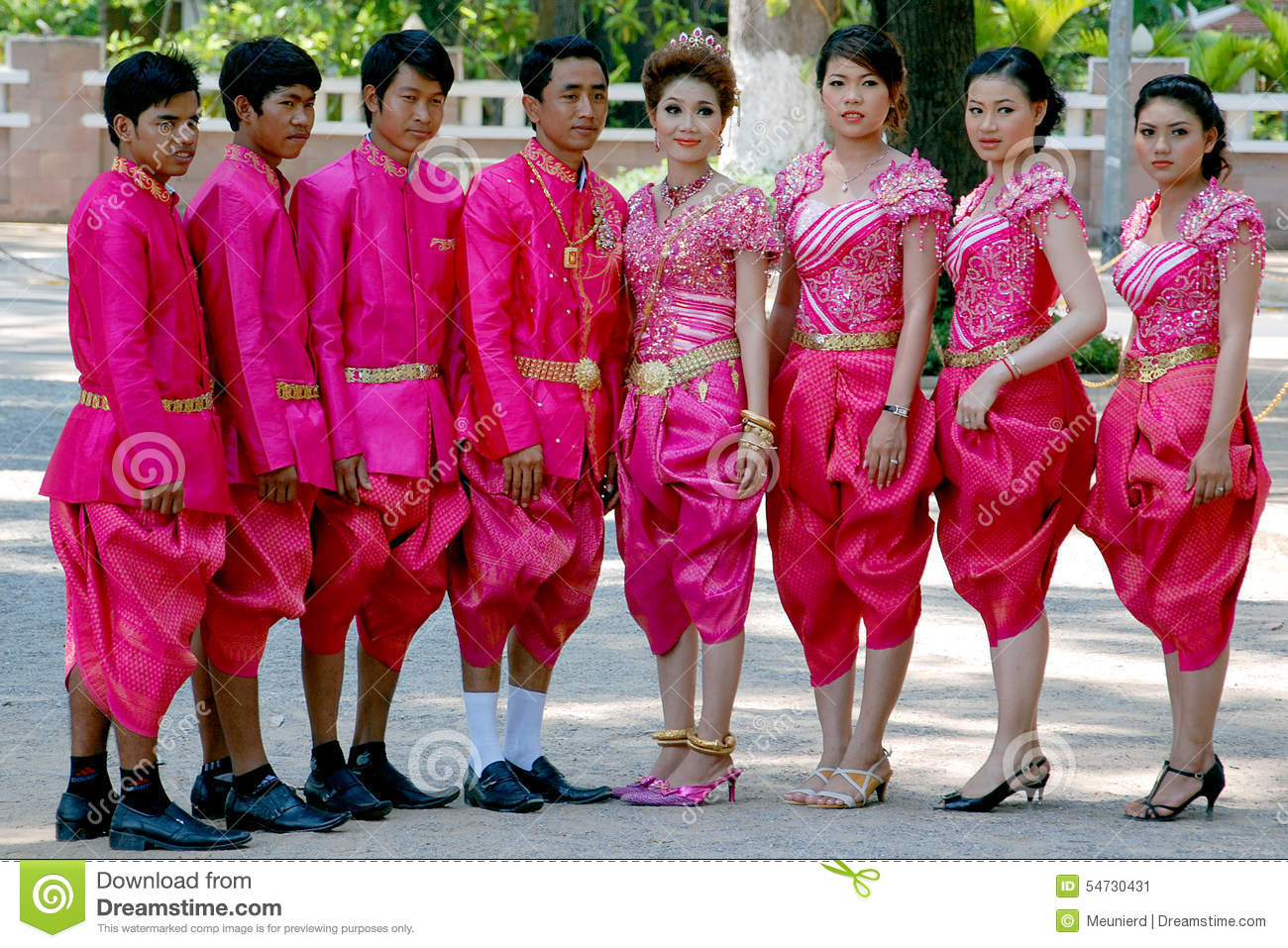 Traditional wedding khmer clothing editorial photo image for Traditional photos