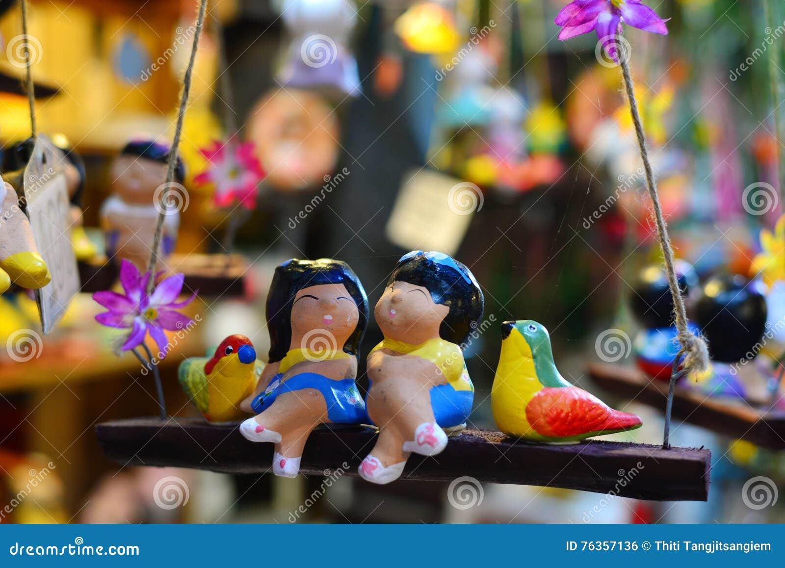 Traditioneel aardewerkonthaal, Thailand