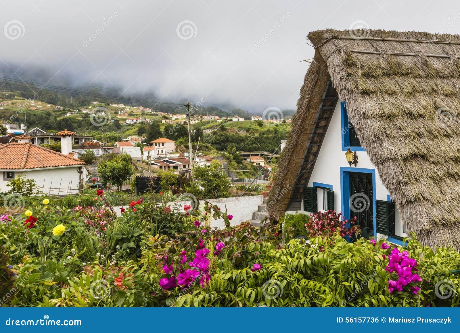 huis landelijk madera portugal