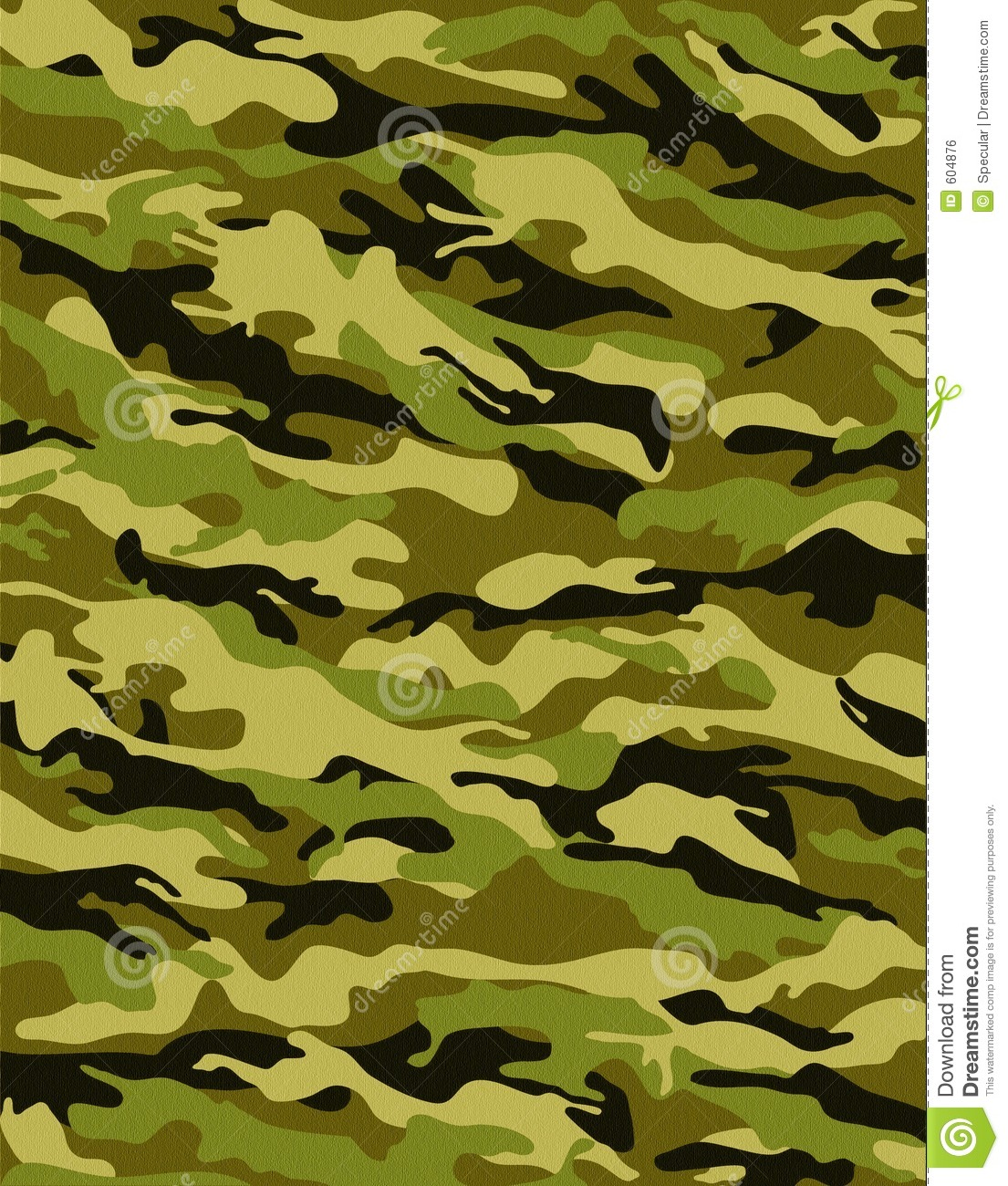 Traditionele camouflage