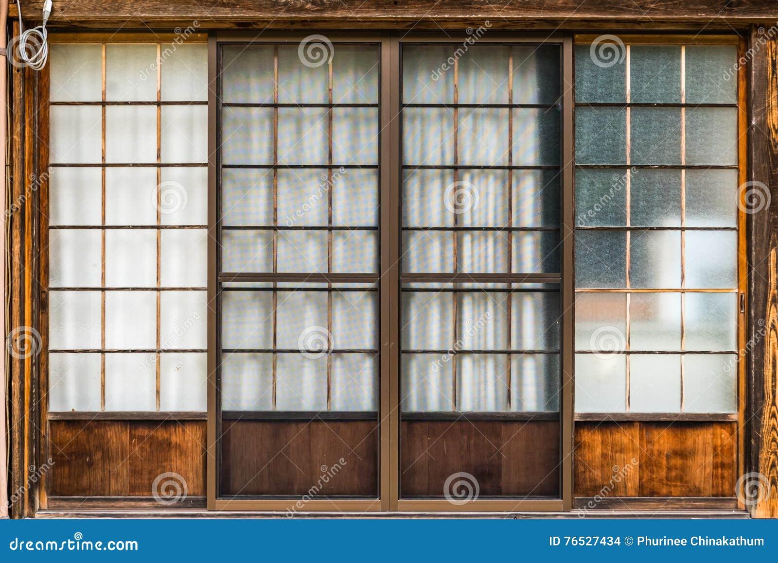 japanse deur