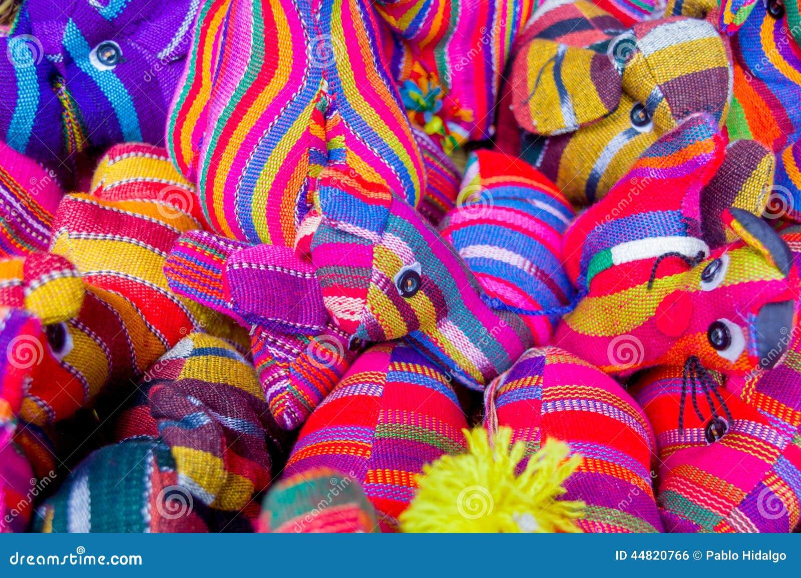 Traditionele mayan textiel