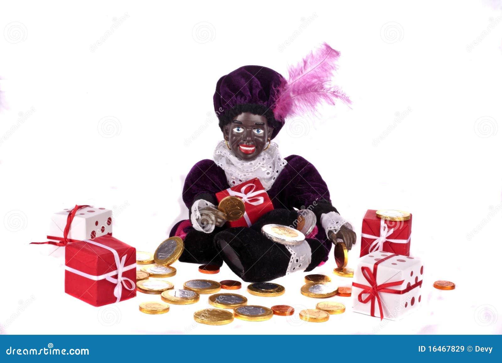 Traditionele Nederlandse Cultuur Het Feest Van De Kerstman Stock Afbeelding Afbeelding Bestaande Uit Koekjes Soleerd 16467829