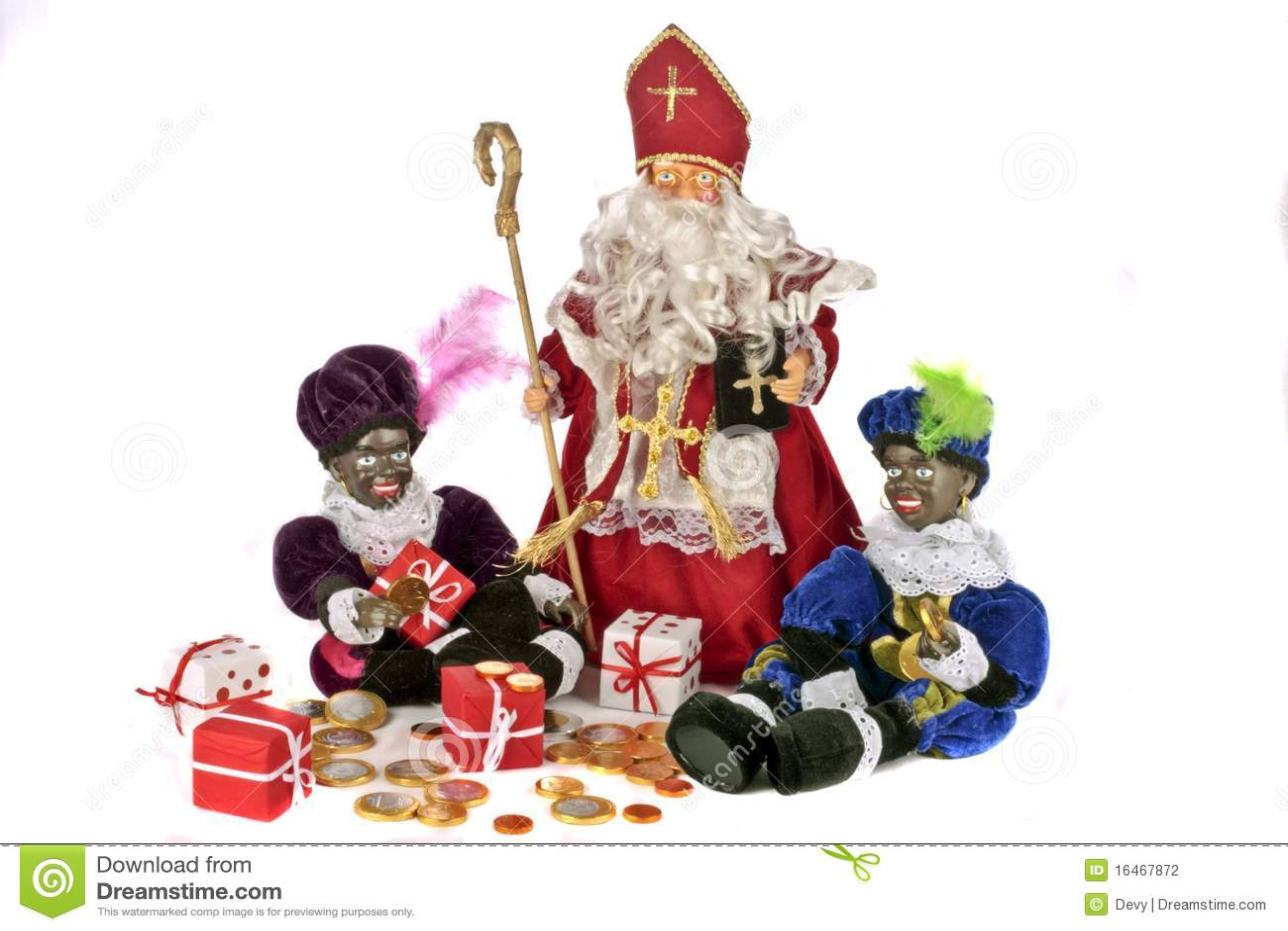 Traditionele Nederlandse Cultuur Het Feest Van De Kerstman Stock Foto Afbeelding Bestaande Uit Claus Voedsel 16467872