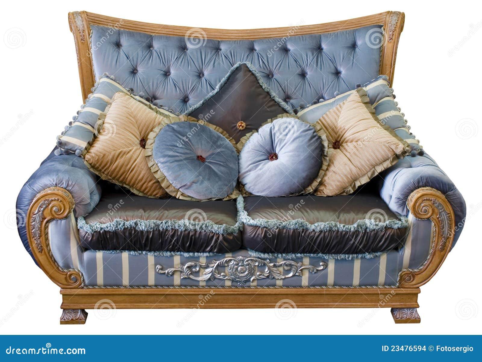traditionele oosterse bank stock foto afbeelding bestaande uit binnenlands 23476594. Black Bedroom Furniture Sets. Home Design Ideas