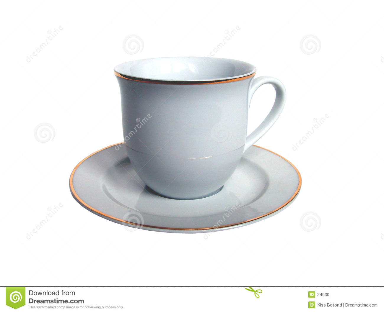 Traditionell caffecup