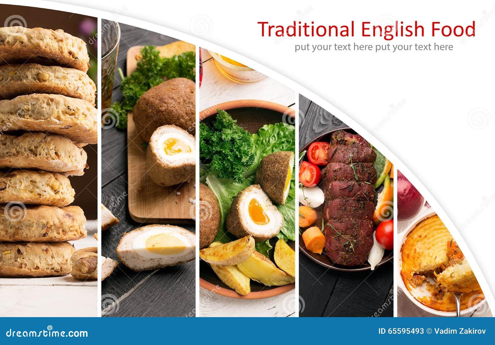 engelsk mat recept