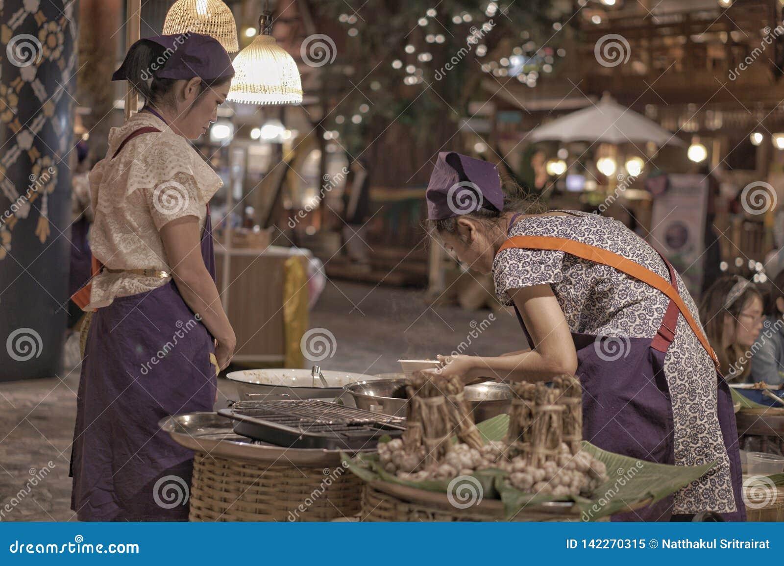 Traditionell von Thailand