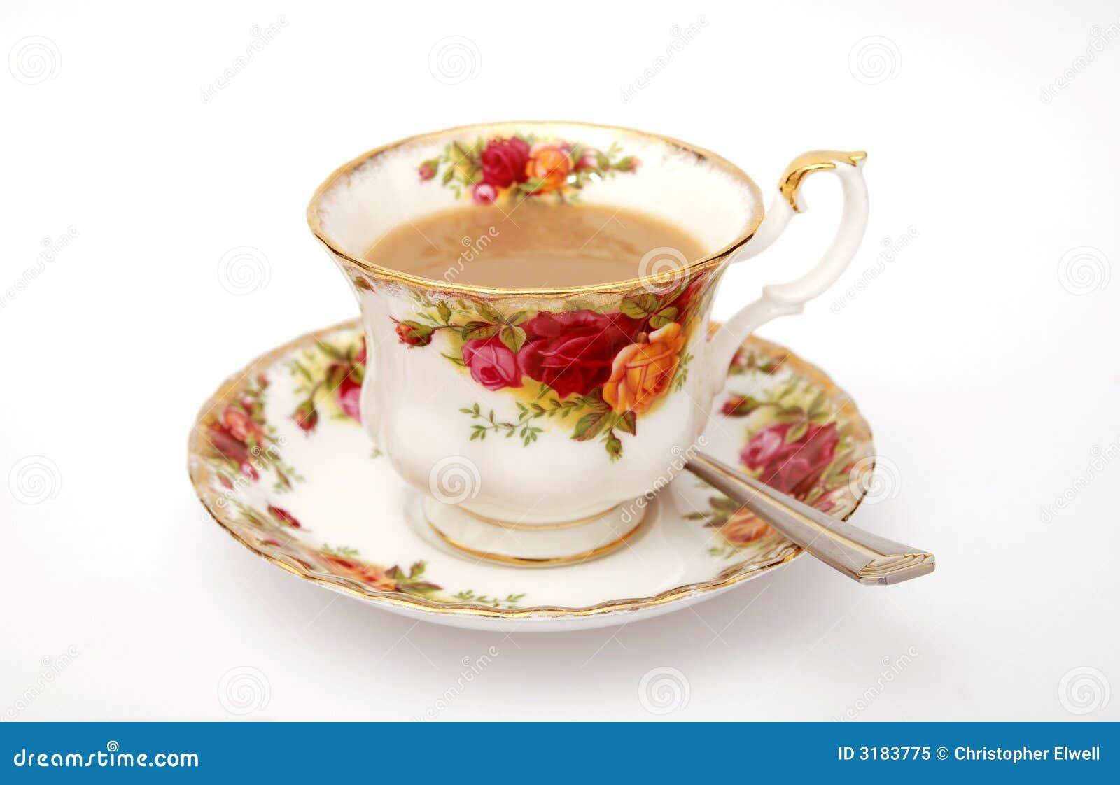 Tee Auf Englisch