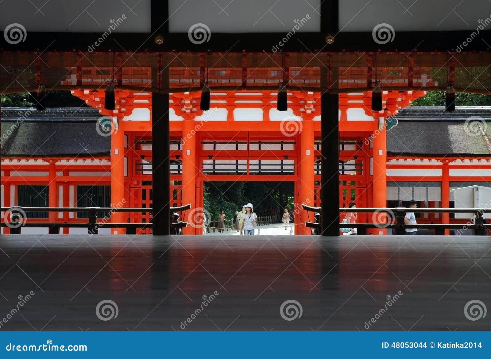 Traditionelle japanische Architektur