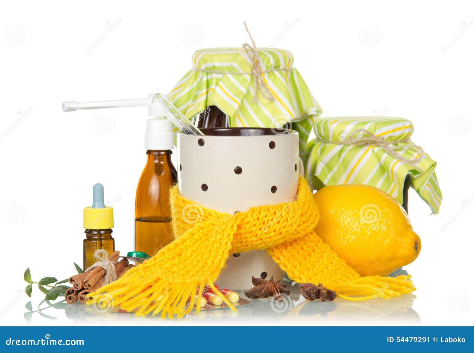 Traditionelle und medikamentöse Abhilfen für Kälte an
