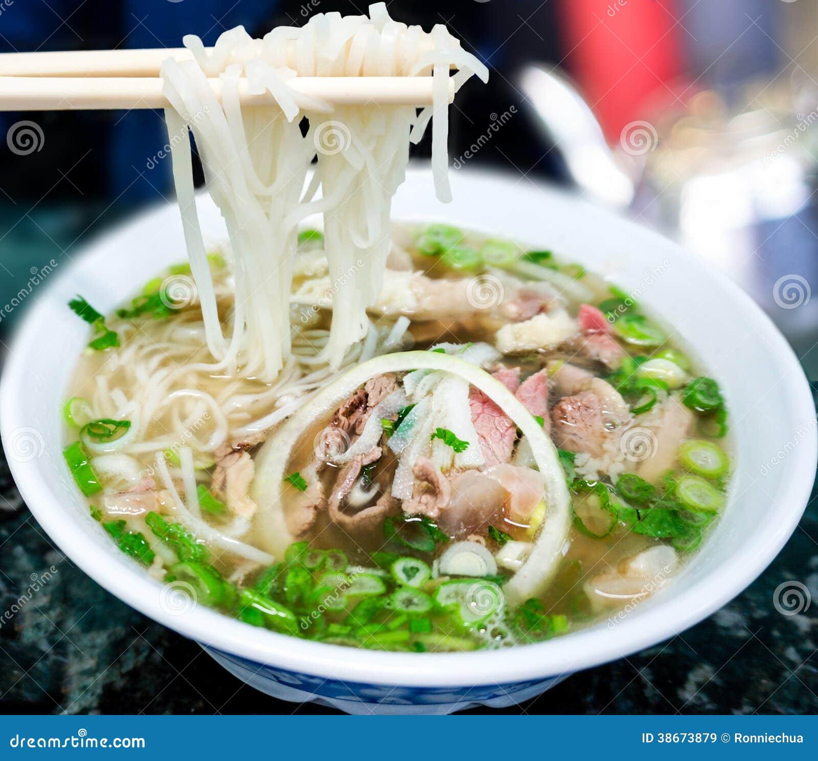 traditionelle vietnamese pho rindfleisch nudelsuppe lizenzfreie stockbilder bild 38673879. Black Bedroom Furniture Sets. Home Design Ideas