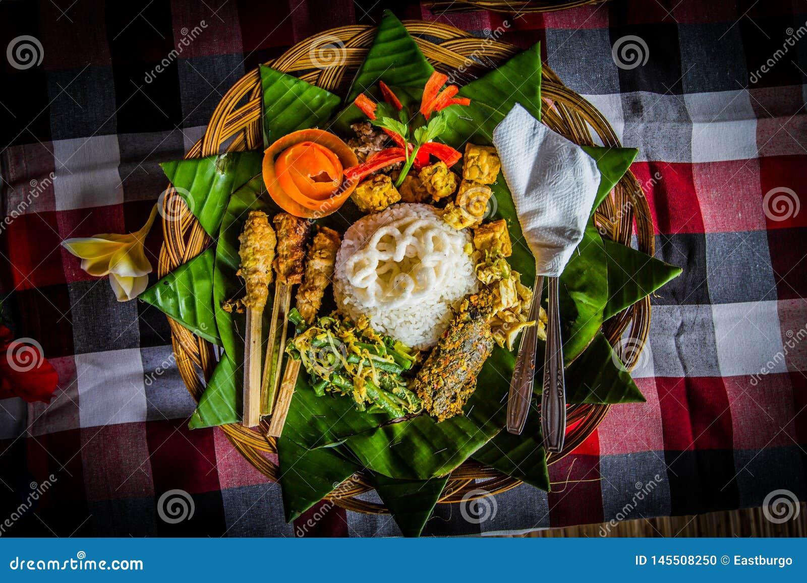 Traditionellt Balinesemål
