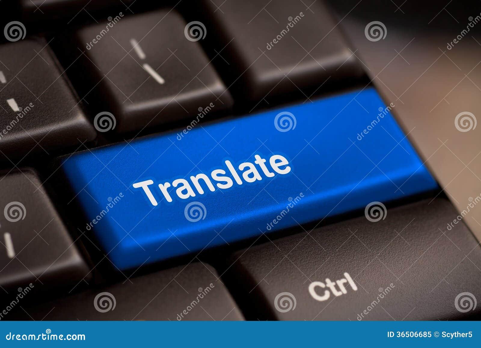 Traduisez la touche d ordinateur