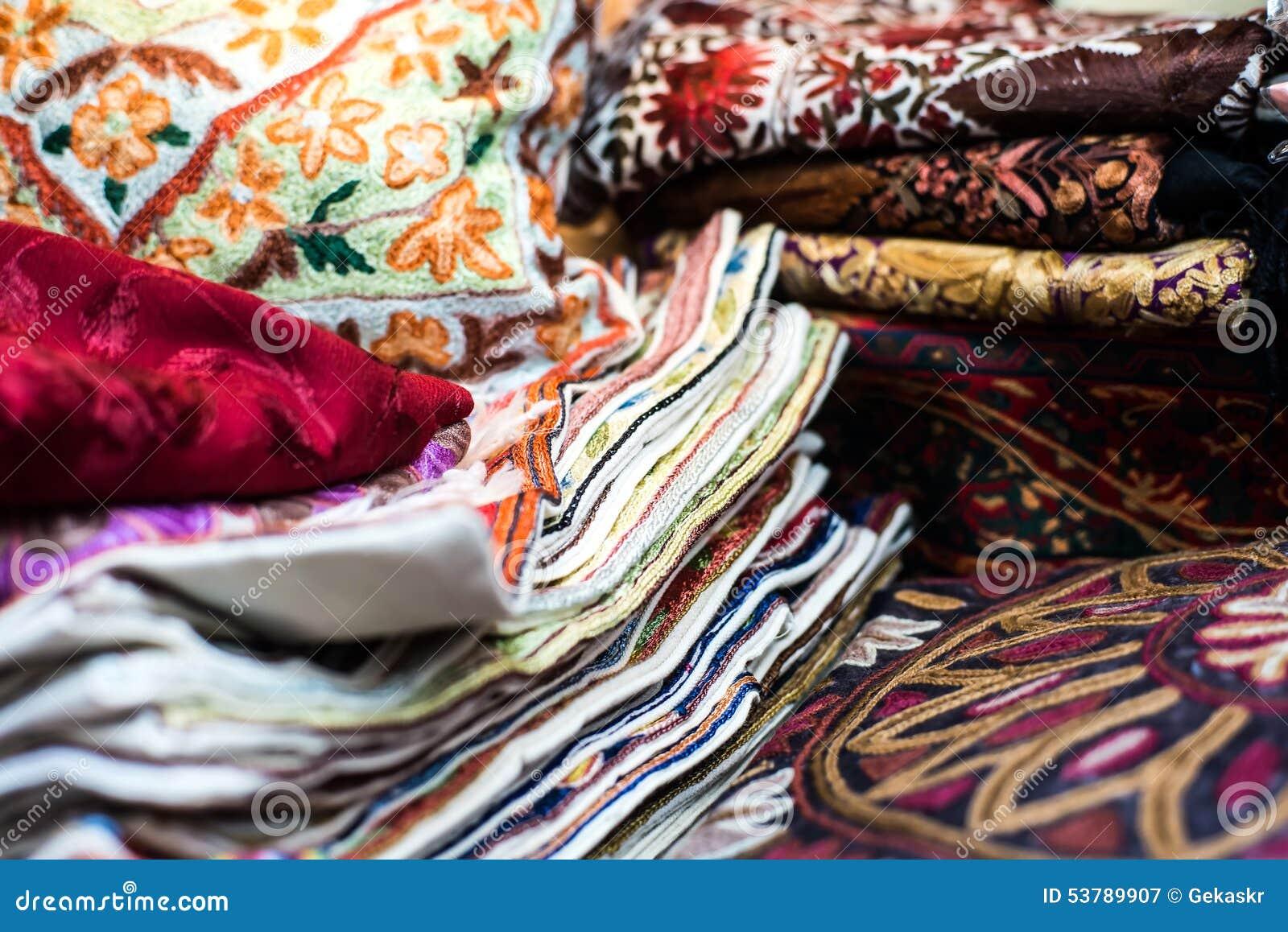 Tradycyjni Arabscy dywaniki