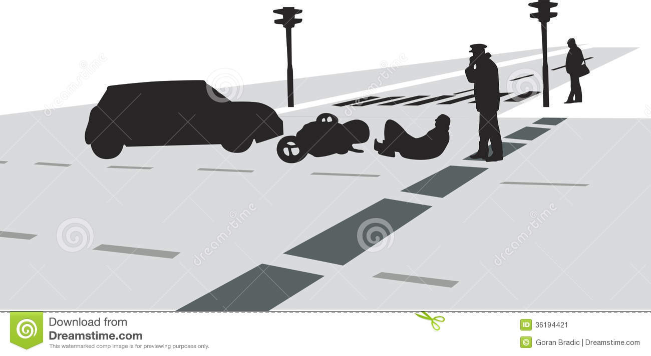 Motorcycle Accident Stock Illustrations – 471 Motorcycle Accident ...