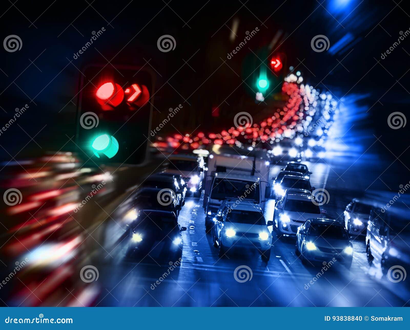 Traffic Jam pollution