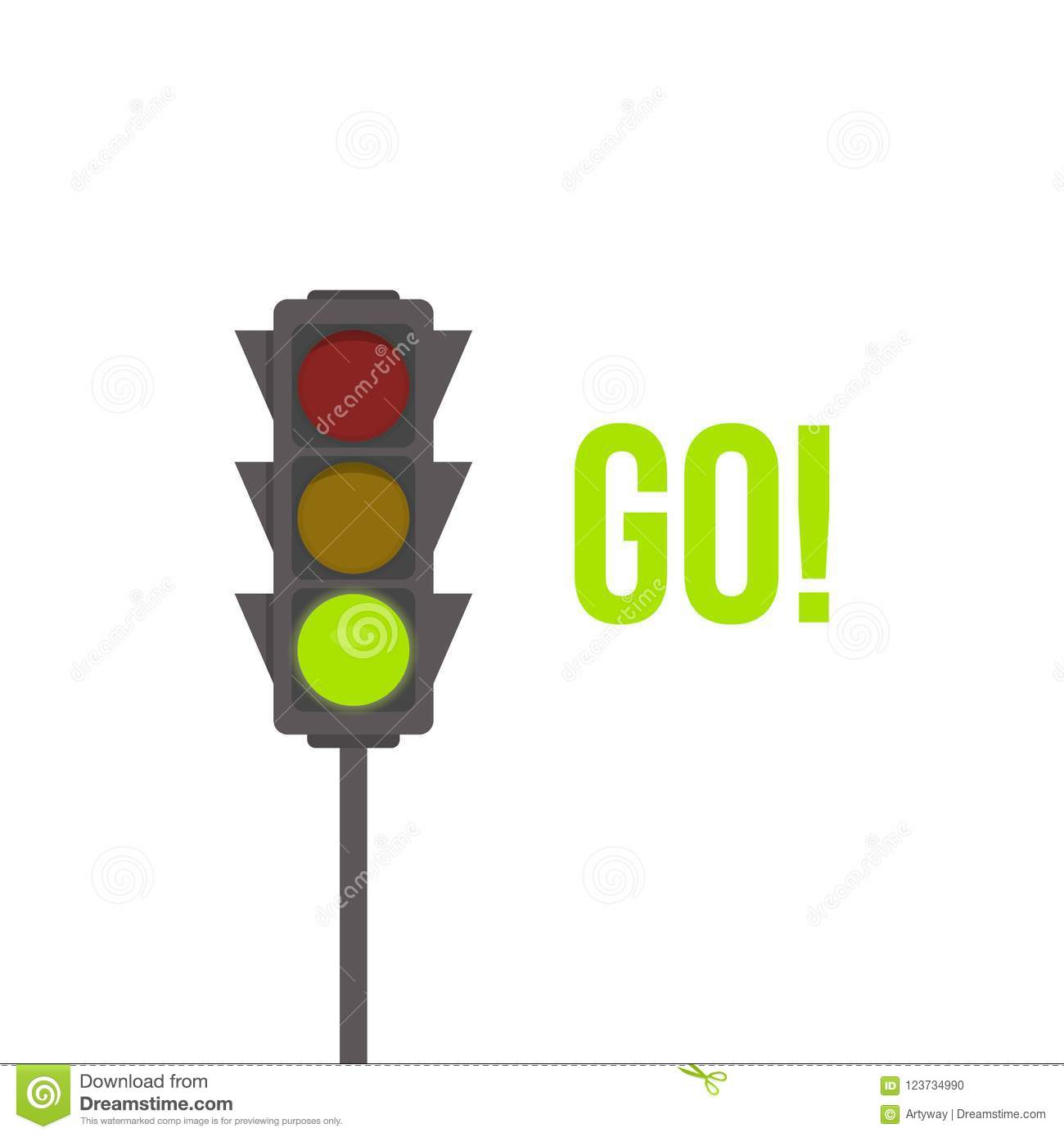 traffic light isolated icon green light vector illustration road intersection regulation sign traffic rules design stock vector illustration of control logo 123734990 https www dreamstime com traffic light isolated icon green light vector illustration road intersection regulation sign traffic rules design traffic light image123734990