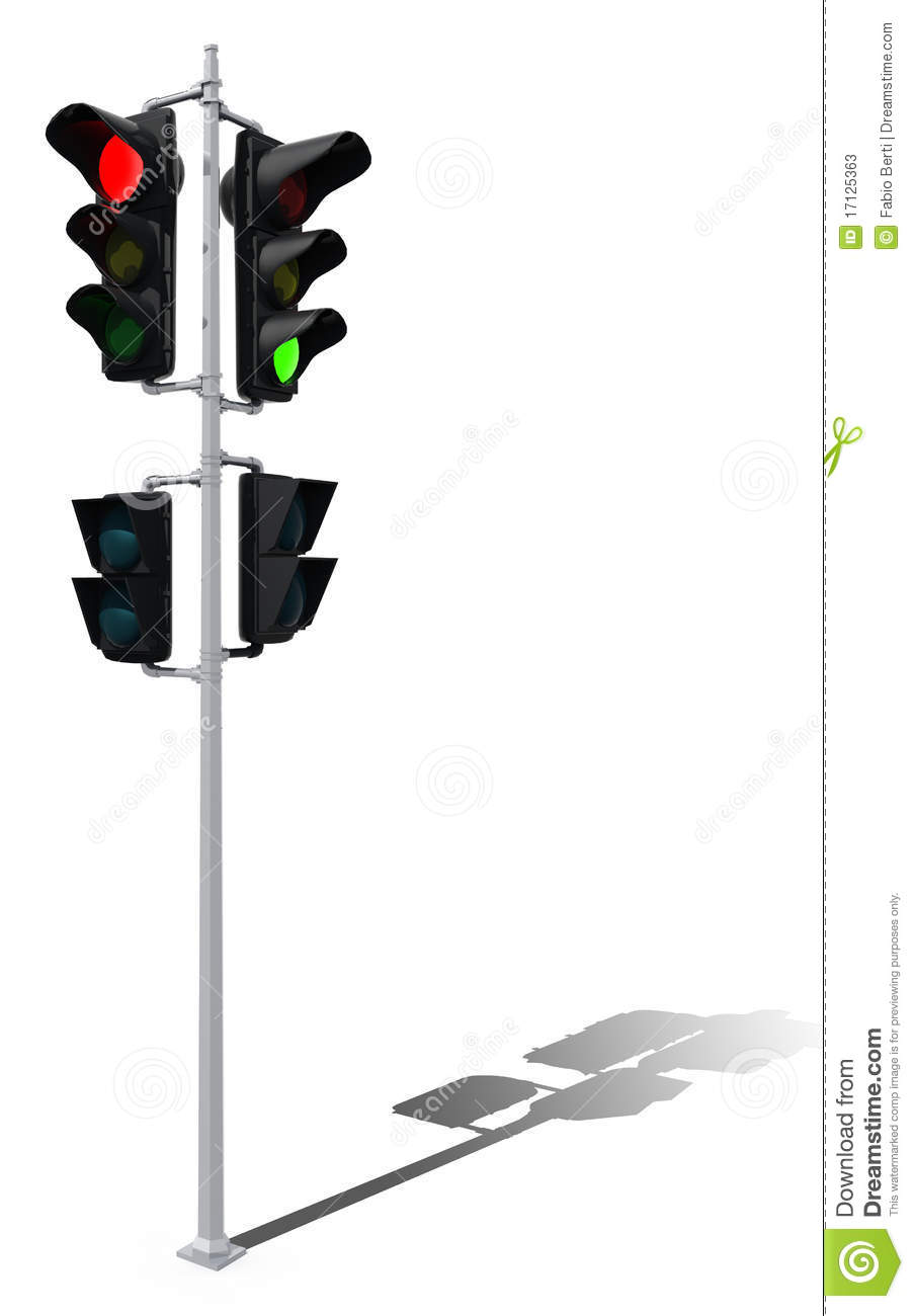 Drive A Car Game With Traffic Lights