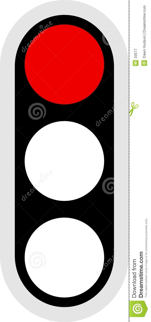 Traffic Signal Icon stock vector. Illustration of roads - 33577 for Traffic Light Red Icon  35fsj