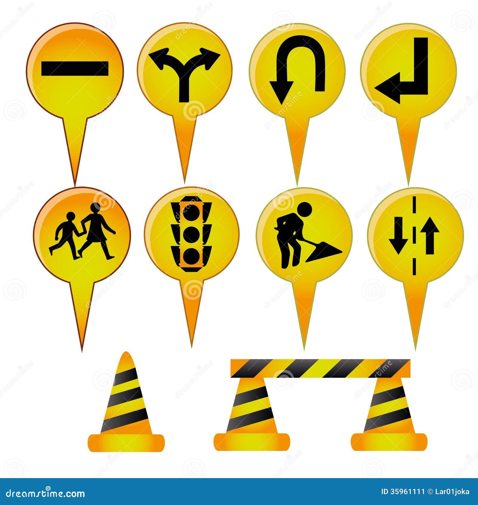 Traffic Signals Stock Image Image 35961111