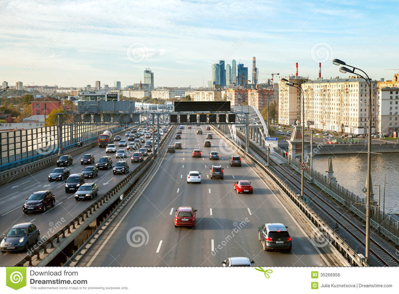 Ring Road Russia