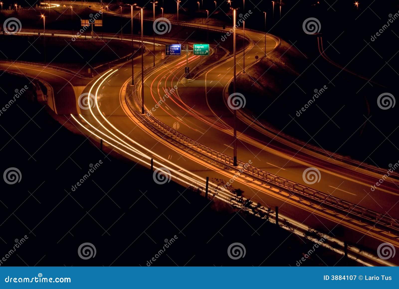 Traffico entro la notte