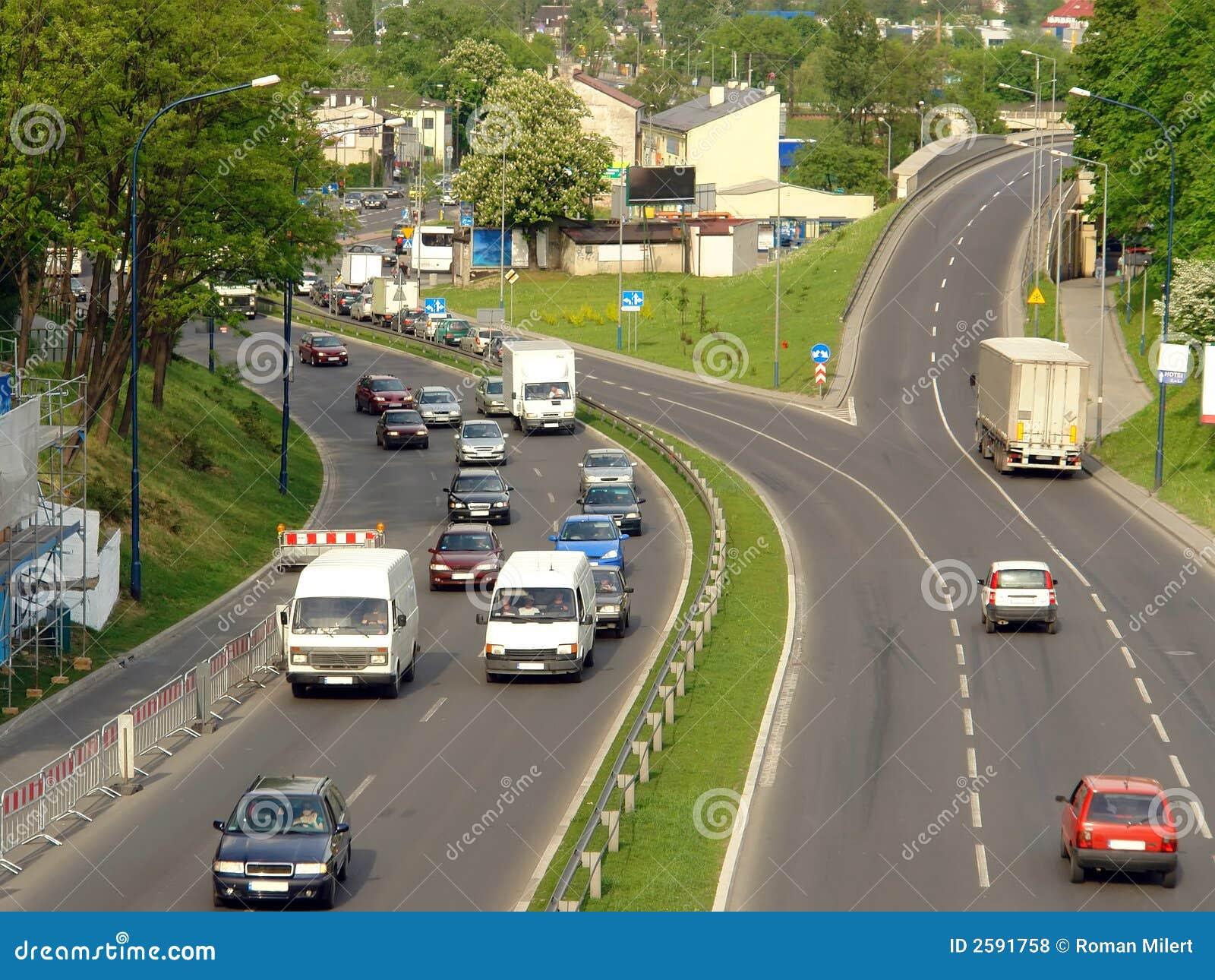 Traffico urbano