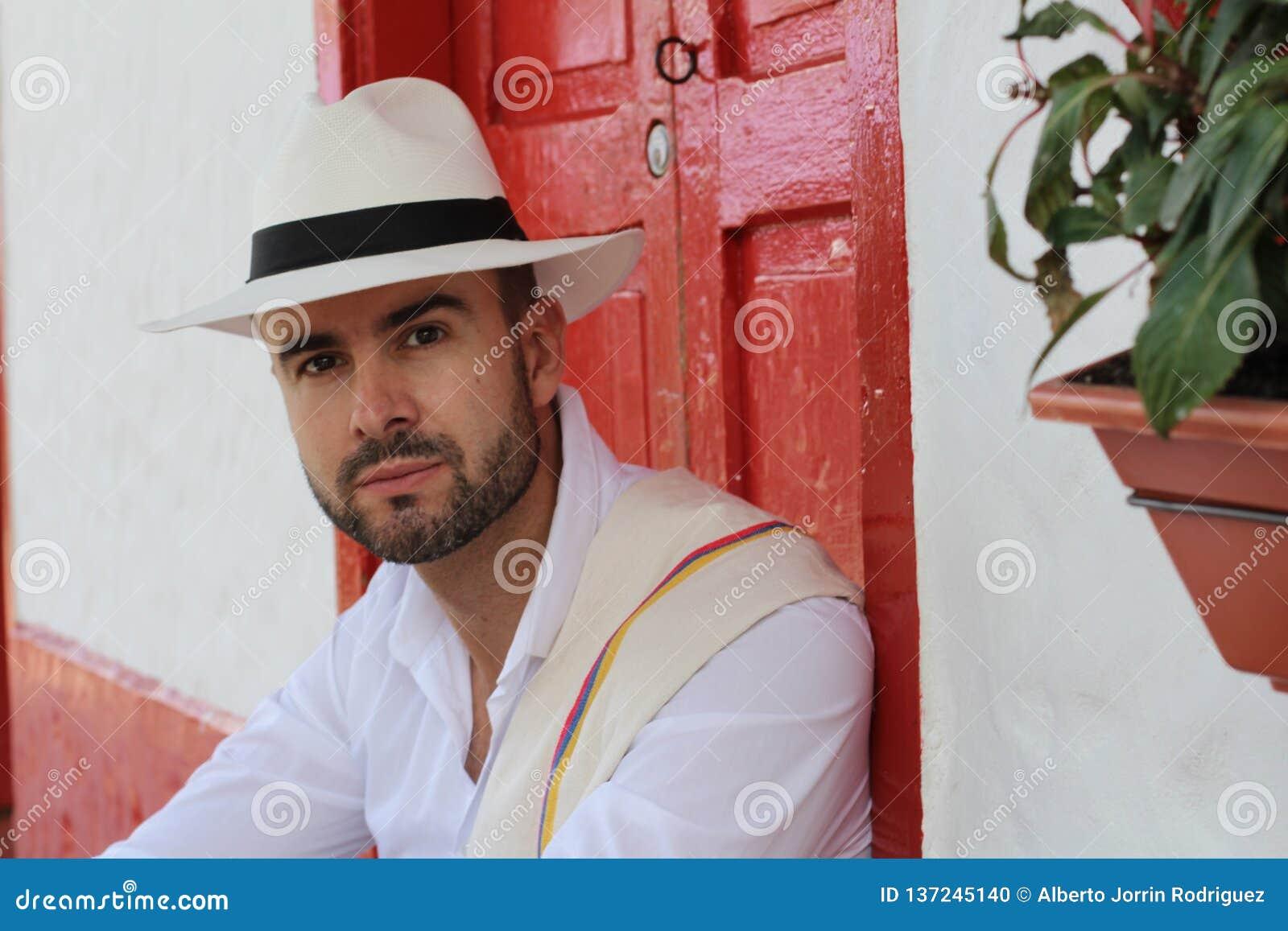 Ein Mann aus Südamerika See-Dating-Website