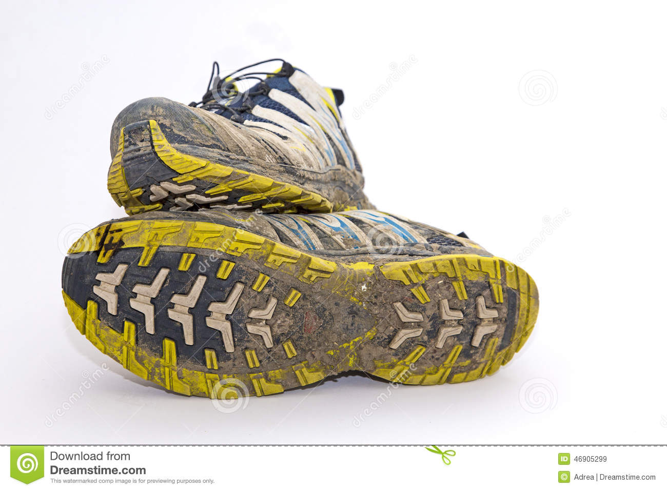 OutdoorsPower 46905299 Trail Running ImageImage Of Stock Shoe n0kXP8Ow