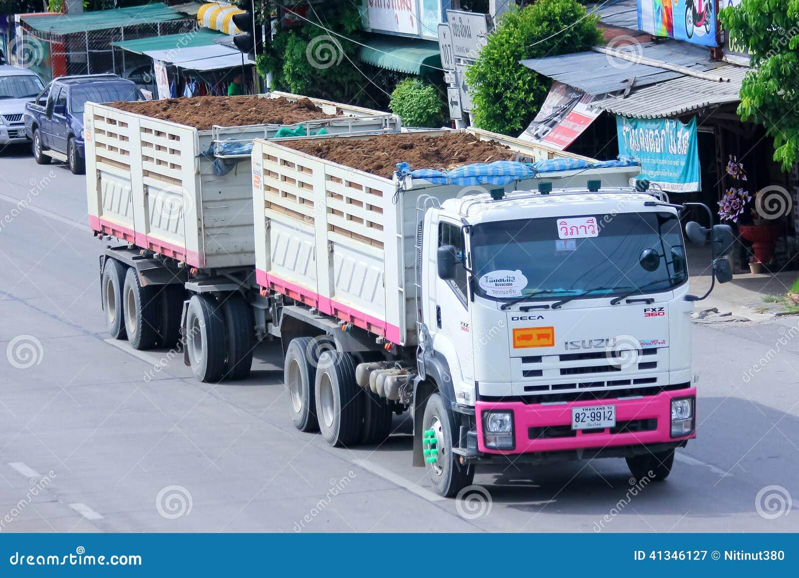 A Sample Dump Truck Business Plan Template