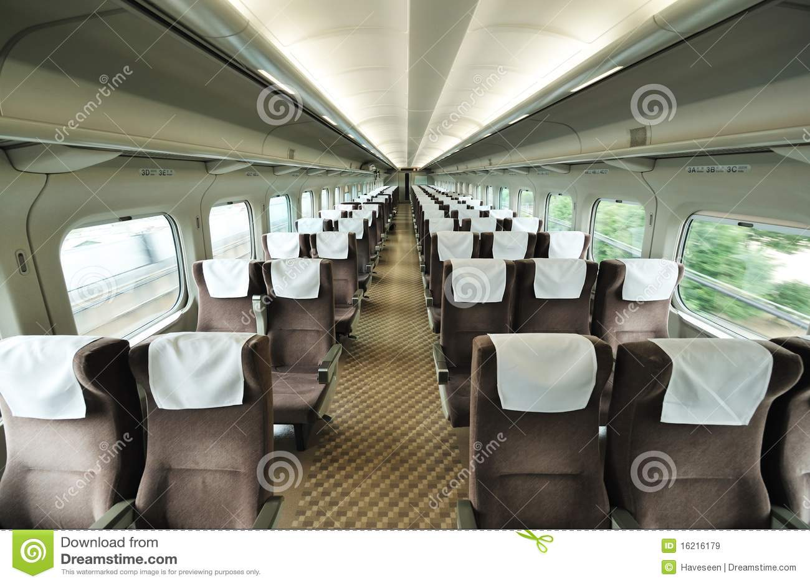 train car seat royalty free stock images image 16216179. Black Bedroom Furniture Sets. Home Design Ideas