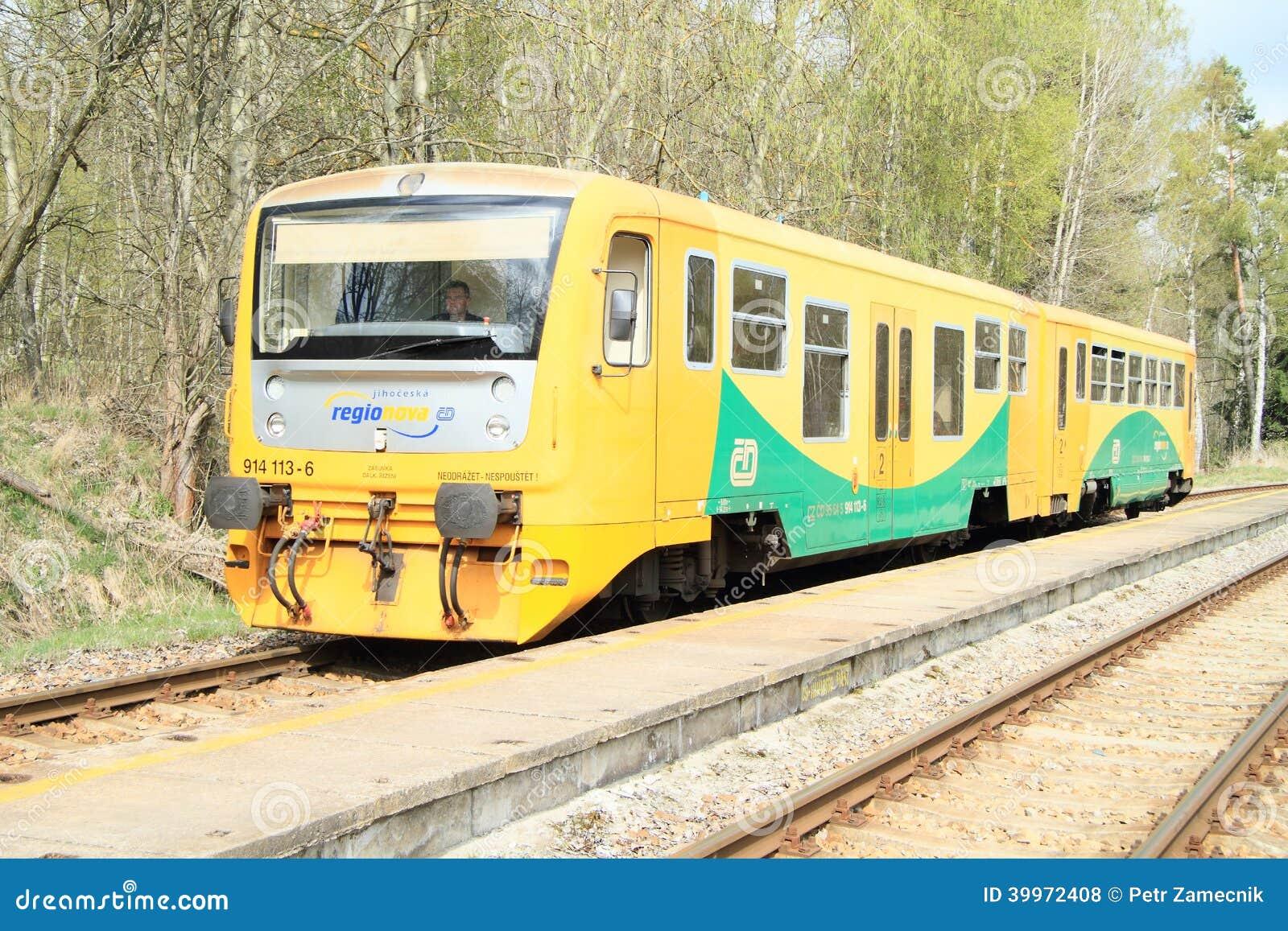 Train of Ceske drahy