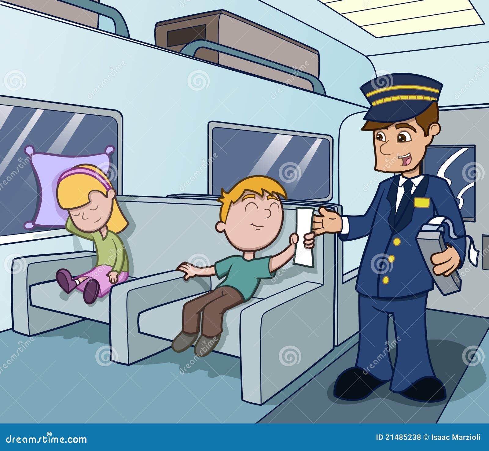 clipart of train conductors - photo #7