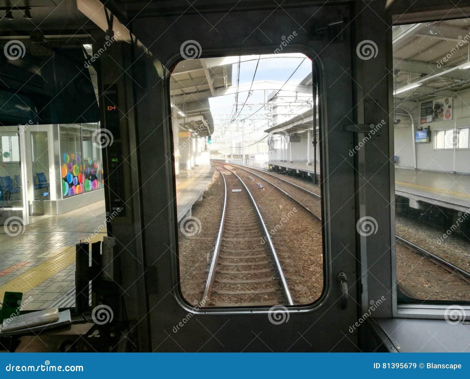 Train de Hanshin/Sanyo vers Himeji