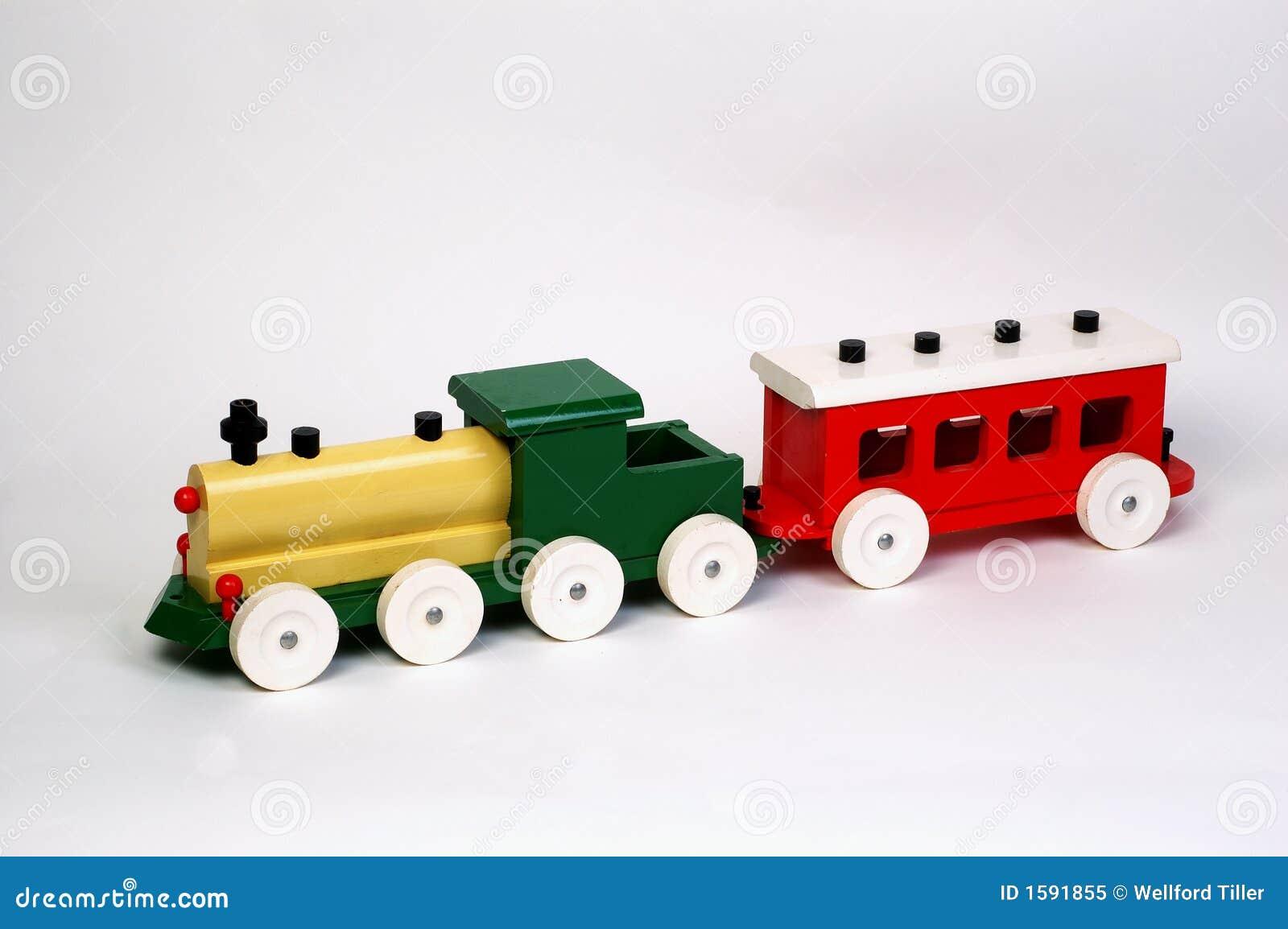 Train En Bois De Jouet Photo libre de droits  Image 1591855 ~ Train De Bois Jouet