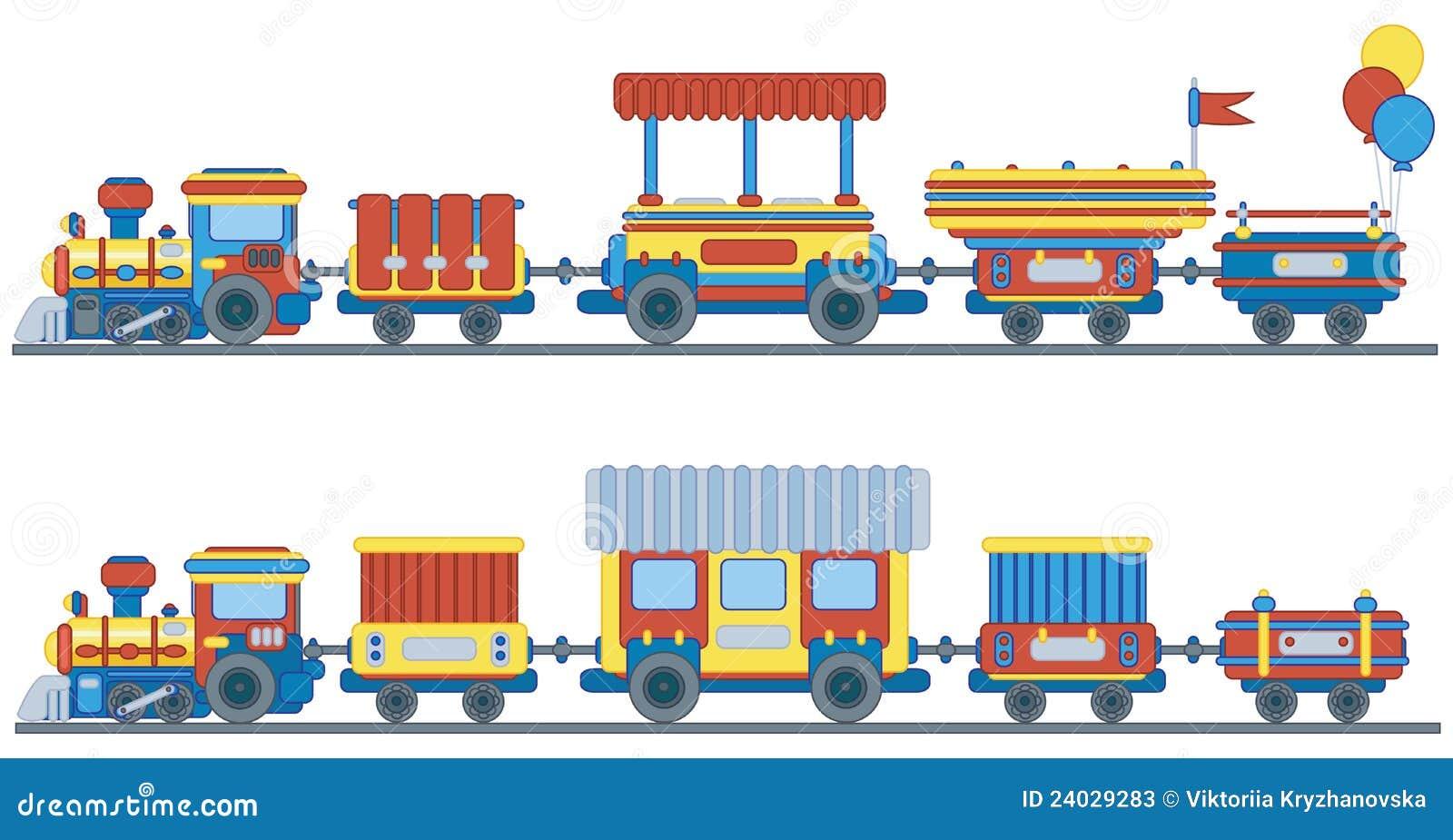 Train for kids design. stock vector. Illustration of ...